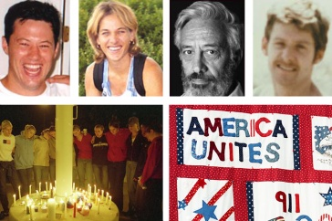 Members of the UNH community who passed away on Sept. 11, 2001.