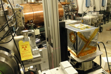 Energetic Heavy Ion Sensor (EHIS)