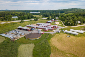 Photo of  Fairchild Dairy Teaching and Research Center