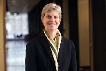 Photo of Jennifer Jacobs, a professor of civil and environmental engineering at the University of New Hampshire, is available to talk about the failing U.S. infrastructure and why it is in such jeopardy.