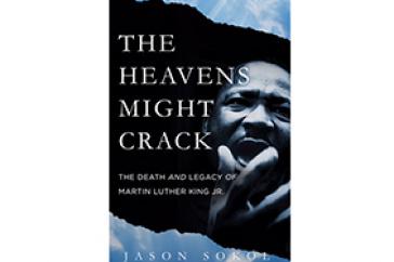 THE HEAVENS MIGHT CRACK  book by Jason Sokol