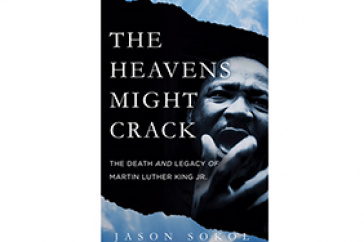 THE HEAVENS MIGHT CRACK  book by Jason Sokol