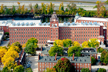 Photo of University of New Hampshire-Manchester building