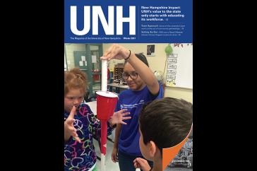 UNH Magazine Winter 2017
