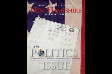 UNH Magazine Fall 2015 cover