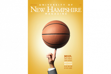 UNH Magazine Spring/Summer 2015 cover