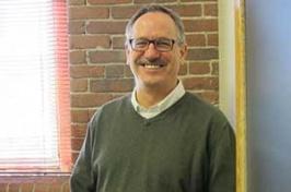 UNH professor Jack Hoza