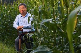 UNH research professor Changsheng Li