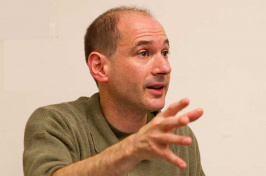 UNH professor David Kaye