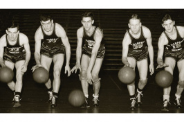 1939-1940 basketball team
