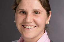 Kara Maki '03, assistant professor of math at Rochester Institute of Technology