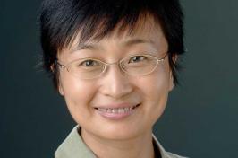 UNH professor Yixin Liu