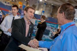 UNH career and internship fair