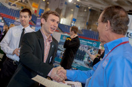 UNH career and internship fair