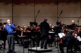 jazz and classical music concert