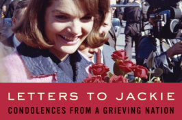 letters to jackie kennedy book cover