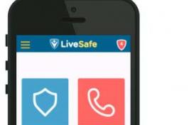 life safe phone logo