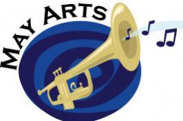 may arts banner