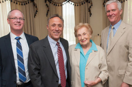 mike middleton, ken fuld, irene peters, mark huddleston