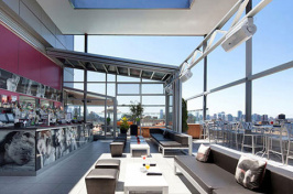 new york city rooftop deck