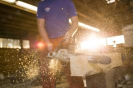 The Spirit and Sport of Lumberjacking