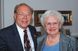 Arnold and Della Hanson