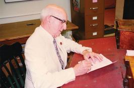 Richard O. Wasson '95