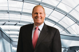 Honeywell CEO David Cote '76