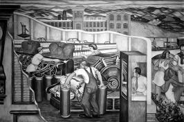 Hamilton Smith Industry Mural