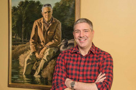 L.L. Bean's Shawn Gorman '89