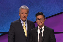 Dan Tran UNH alum on Jeopardy