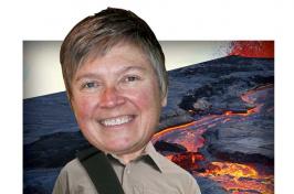 UNH professor Jenny Thomson