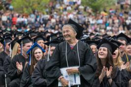 UNH graduate Verna Boudreau '15