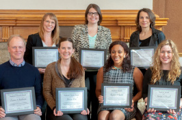 women's commission award winners
