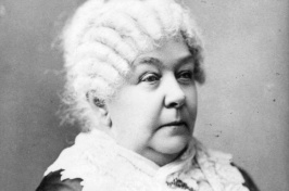 Elizabeth Cady Stanton, Credit Getty Images
