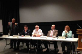 UNH panel discussion