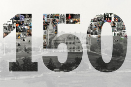 UNH 150th Anniversary photo collage