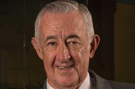 UNH CEPS alumnus John Edward Hamel '61