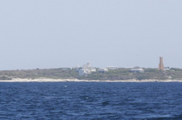 Appledore Island, home of the UNH/Cornell Shoals Marine Lab
