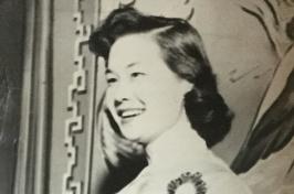 June Gong Chin '58
