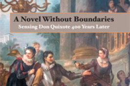 Cover shot of book edited by UNH's Carmen García de la Rasilla, associate professor of Spanish, and Jorge Abril Sánchez, lecturer in Spanish.