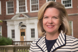 New UNH COLA Dean Heidi Bostic