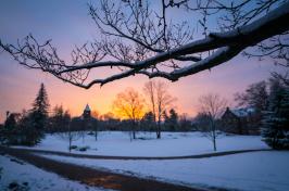 University of New Hampshire - Durham campus