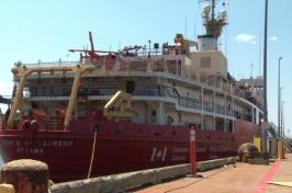 Canadian Coast Guard Ship Louis S. St-Laurent