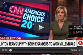 CNN America's Choice 2016 - Millenials