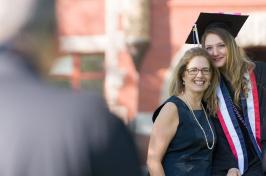 A UNH graduate