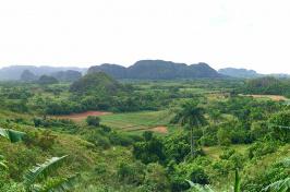 Cuba: View from the Balcon de Valley