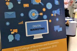 Paul College DIgital Marketing Symposium