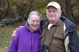 Donald M. Green and wife Barbara