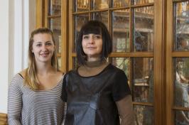 Emily Ham and Svetlana Peshkova